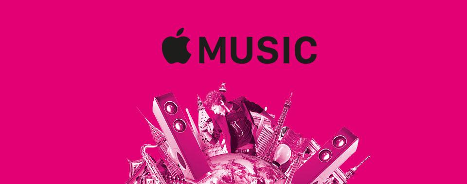 offiziell telekom best tigt dayflat und kooperation mit apple music iphone. Black Bedroom Furniture Sets. Home Design Ideas