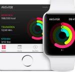 Apple Aktivitaet App