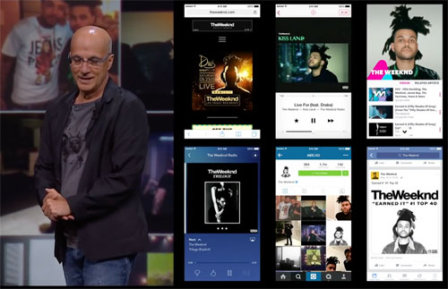 Apple Music Jimmy Iovine