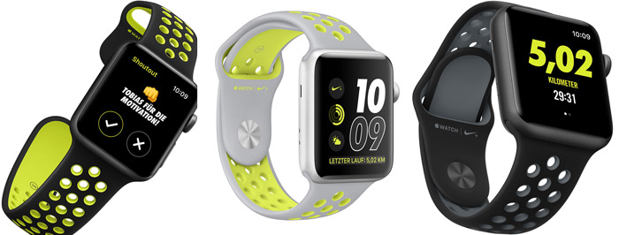 Apple Watch Nike Plus 1