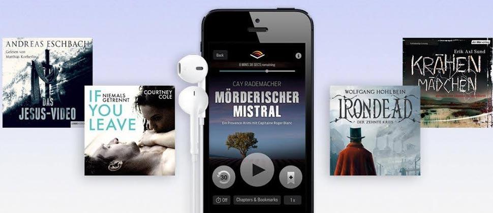Audible Hörbücher Auf Iphone Löschen