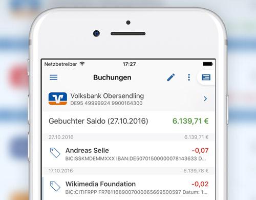 Banking 4i Iphone