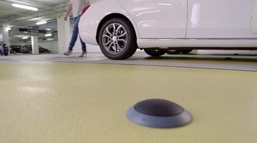 Bosch Parkraum Management Sensor