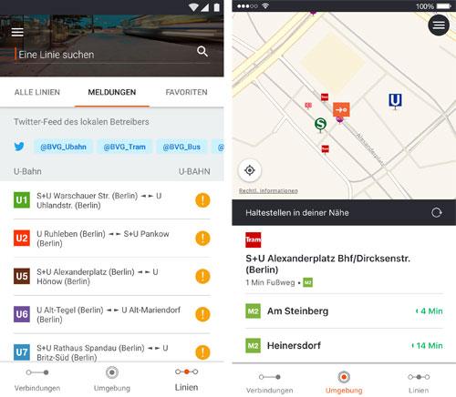Moovit App Screenhots Iphone