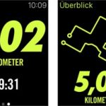 Nike Run Club App Apple Watch