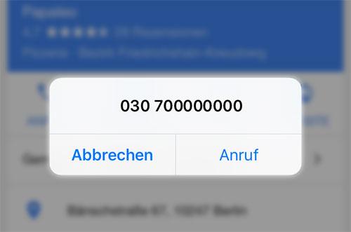 Anruf 500