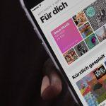 Apple Music Iphone App Header