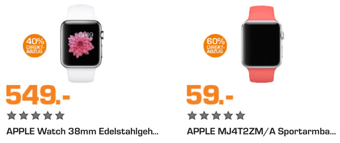 Apple Watch Angebot
