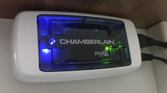Chamberlain Myq Gateway