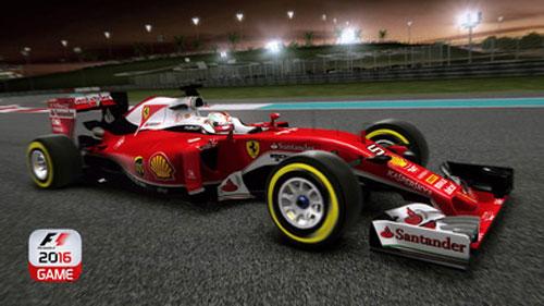 F1 2016 Ios App