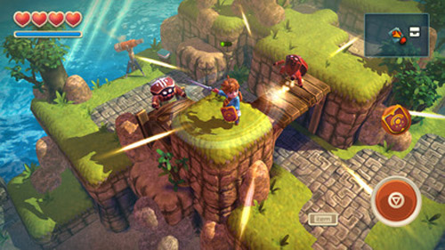 Oceanhorn Screenshot Iphone