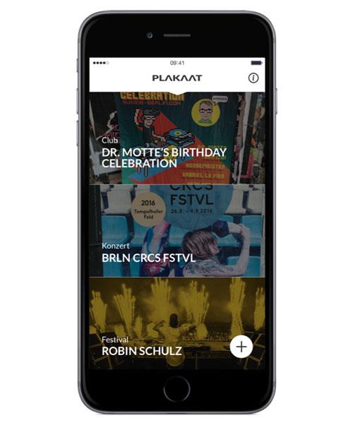 Plakaat App