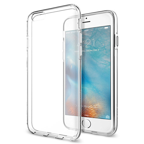 Spigen Crystal Clear Case
