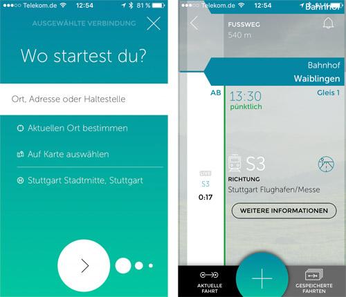 Wohin Du Willst Bahn App