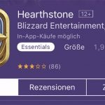 2gb Grosse App Hearthstone