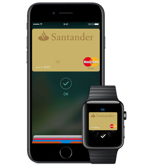 Apple Pay Spanien Iphone Apple Watch