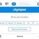 Glympse Imessage