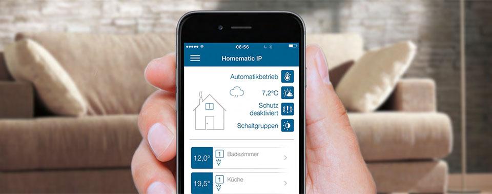 Erfahrungsbericht Smarthome System Homematic Ip Iphone Ticker De