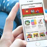 Ios App Store Header