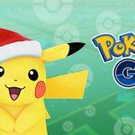 Pokemon Go Weihnachts Update