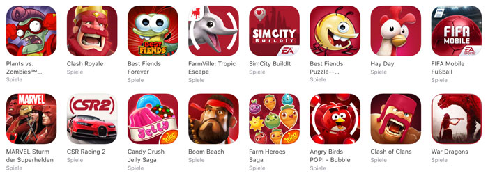 Product Red Apps App Store