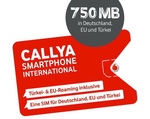 Vodafone Callya International