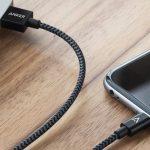 Anker Lightning Kabel Nylon Dreierpack