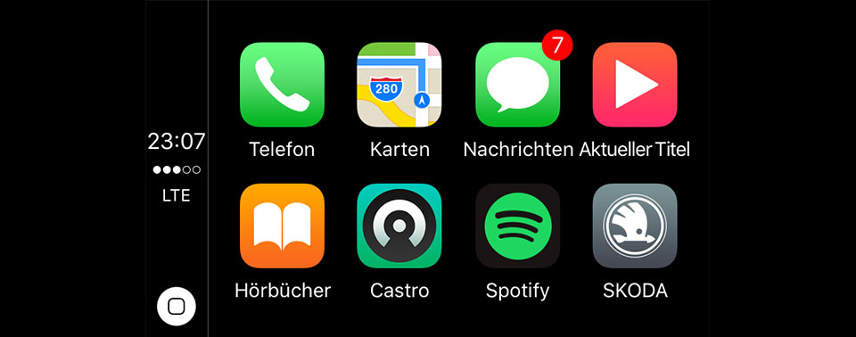 Carplay Dock