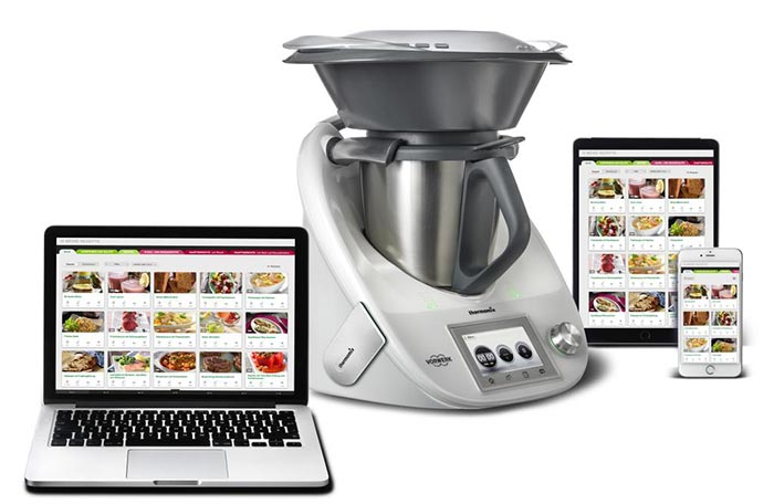 Cook Key Thermomix Geraete