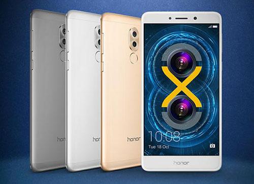 Honor 6x Farben