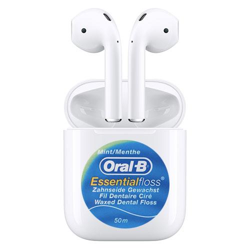 Oral B Zahnseite Airpods