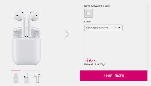 Telekom Airpods Bestellen