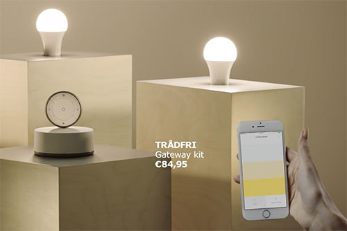 Ikea Tradfri Iphone Gateway Kit