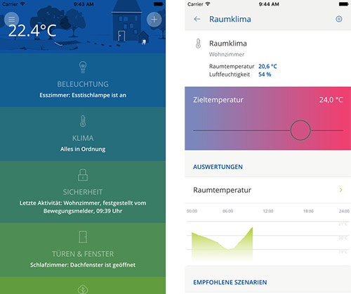 Innogy Smarthome Iphone App