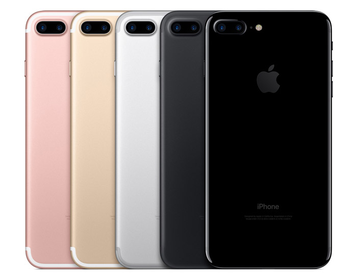 Iphone 7 Farben