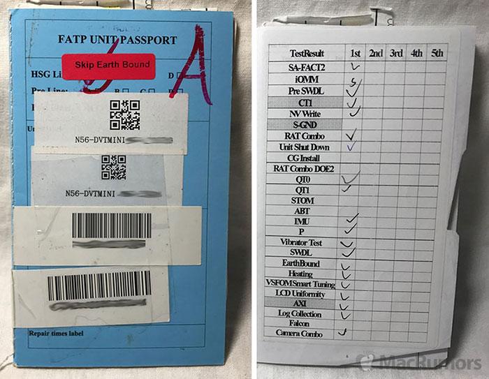 Iphone Prototyp Pass
