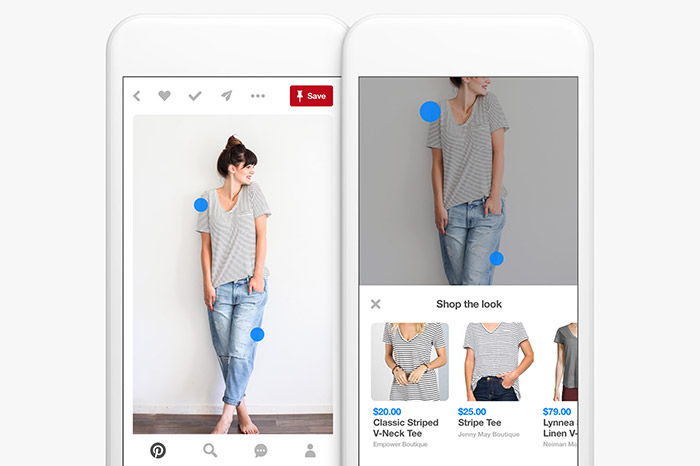 Pinterest Shop The Look