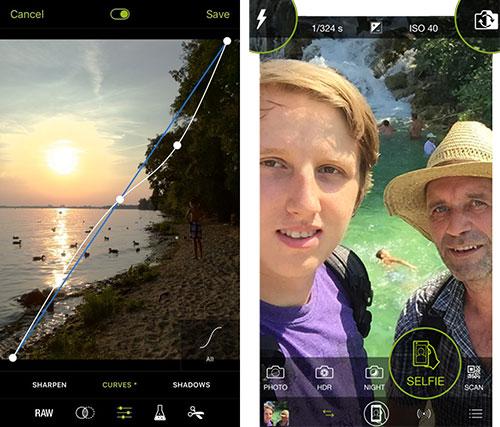 Procamera App Iphone