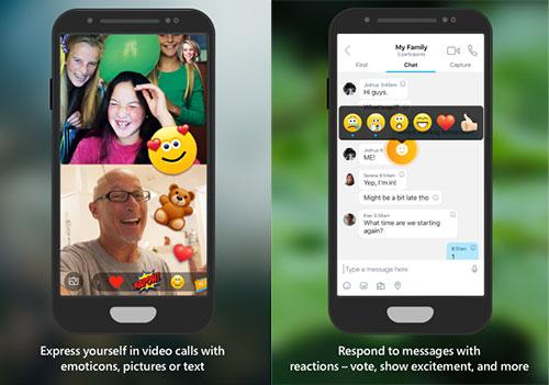 Skype Beta Funktionen