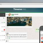 Threema Web Feature Phone Browser