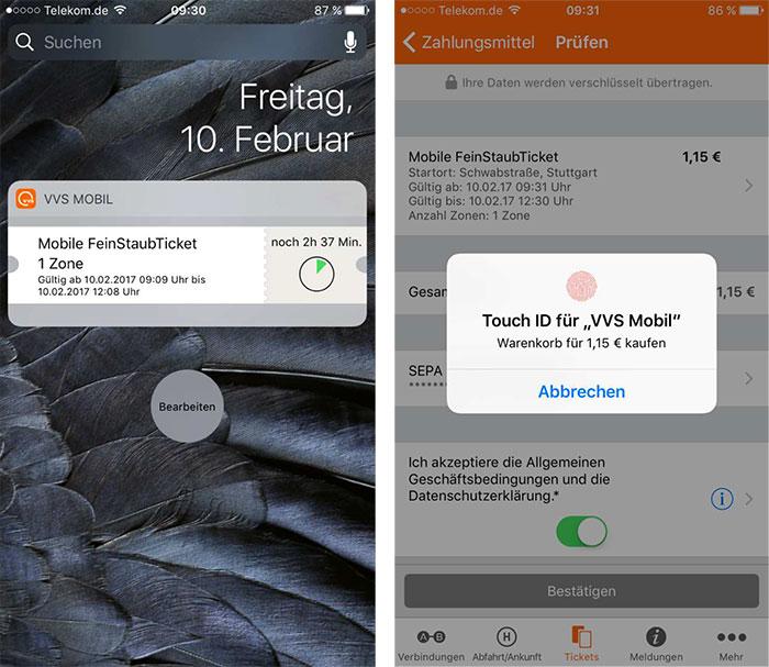 Vvs App Stuttgart