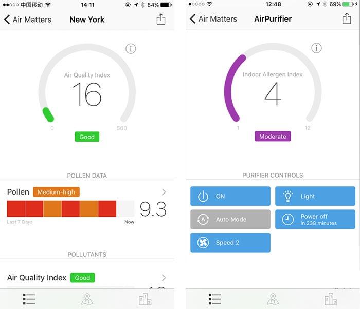 Air Matters App