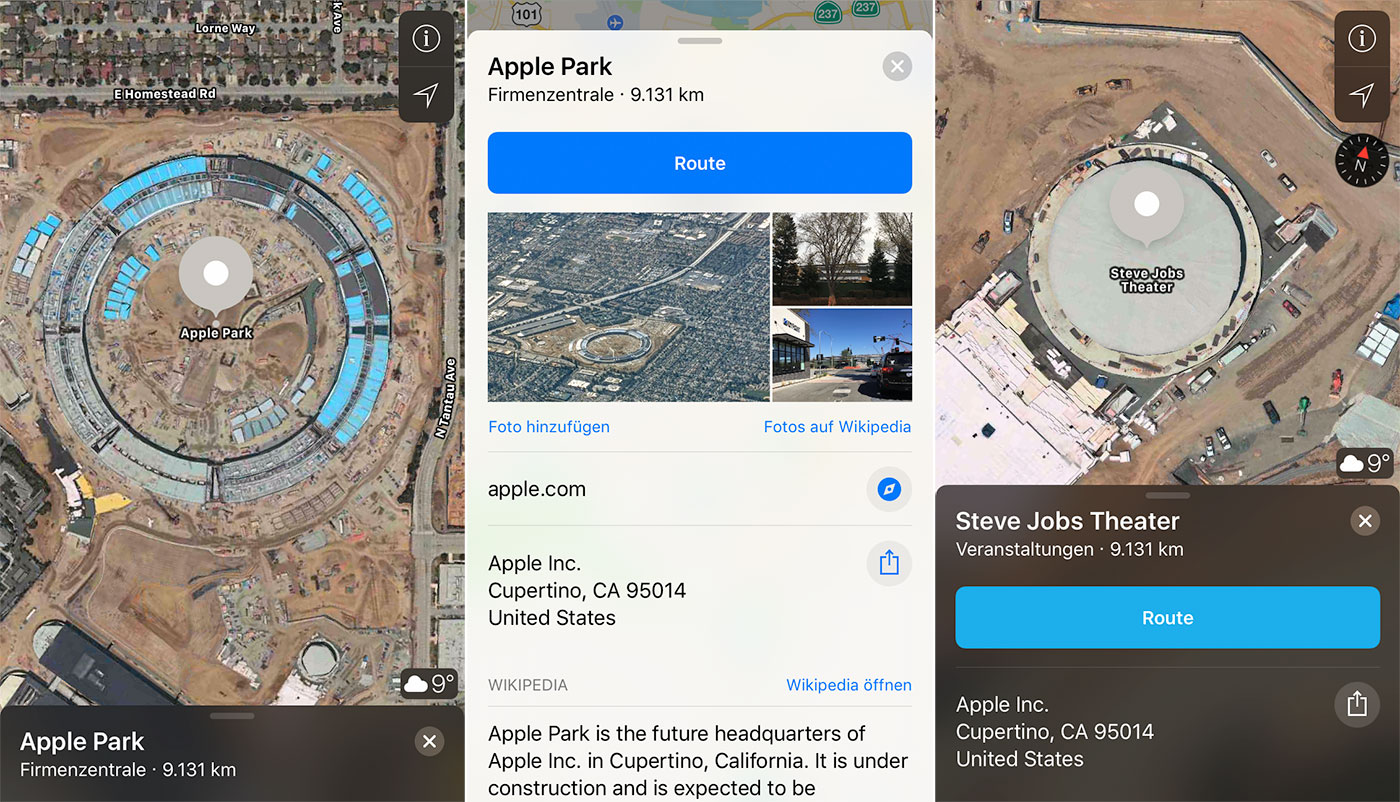 Apple Park 700