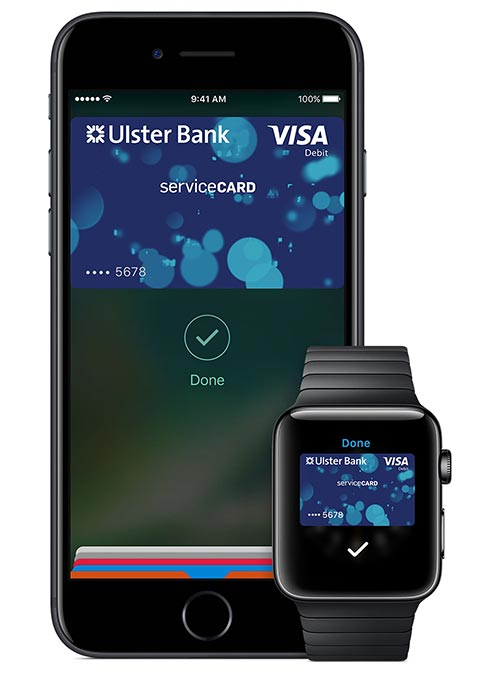 Apple Pay Irland