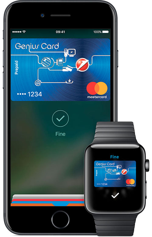 Apple Pay Italien 500