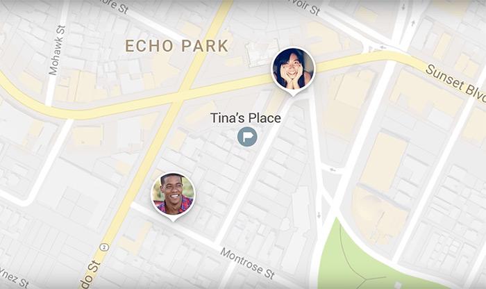 Google Maps Position Anzeigen