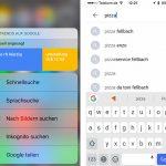 Google Suche App Screenshots