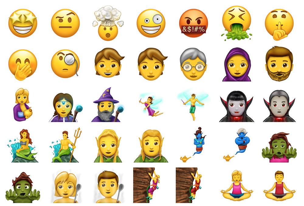 neue emojis whatsapp iphone 5