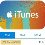 Paypal Itunes Code