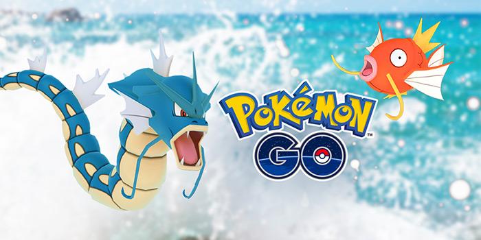 Pokemon Go Wasserfestival
